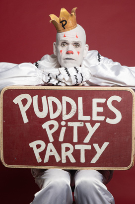 Puddles Pity Party – NEW DATE Aug 26