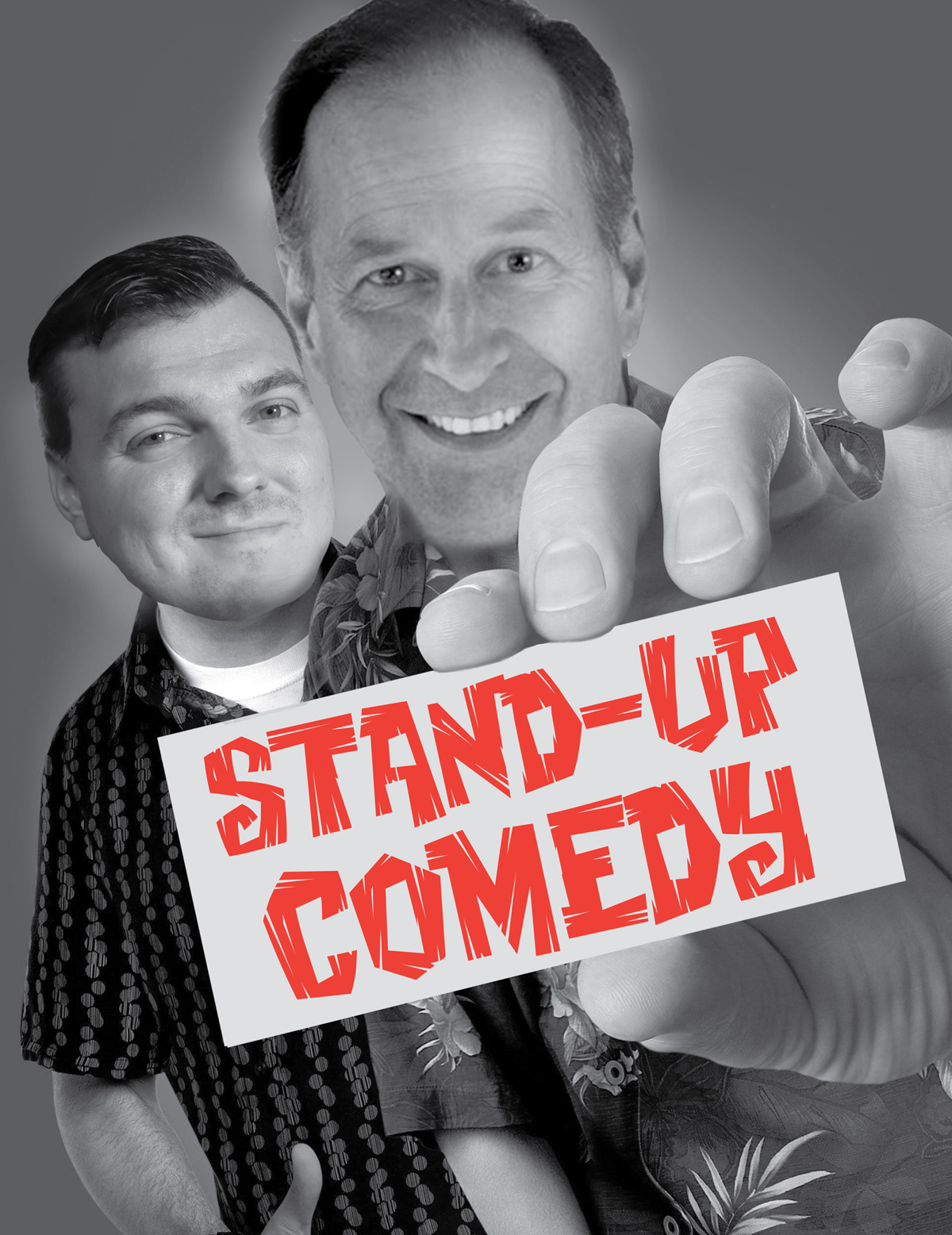 Anthony Jarvis and Mike Guido Comedy – Sept 17